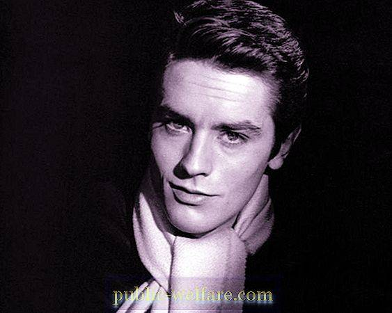 Alain Delon: biography, photo and personal life of an actor - Celebrities  2021