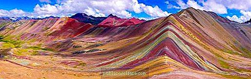 Rainbow Mountains in Peru: what are they interesting for and how to get there?