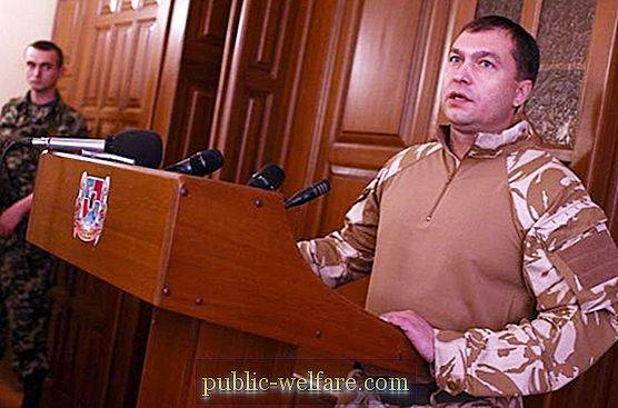 Valery Bolotov: the whole truth about the former governor of the LC
