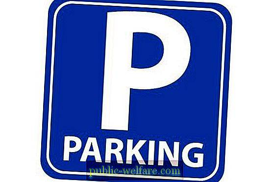 Parking is what it is?