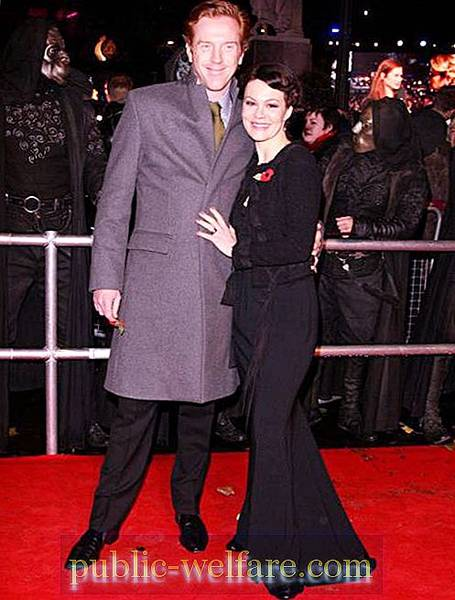 Helen Mccrory Height Filmography Photo In His Youth Celebrities 2020