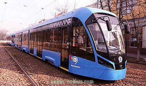 Route number 6 in Moscow: history, route, interesting sections of the route