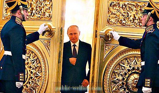 Who will be president after Putin? Election of the President of the Russian Federation in 2018