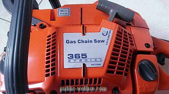 Chinese chainsaws: specifications, brands and reviews