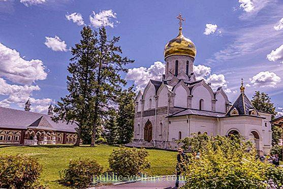 Zvenigorod: population, infrastructure, attractions and tourist reviews