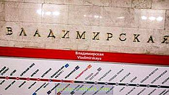 """Metro station """"Vladimirskaya"""" - another feature of the subway of St. Petersburg"""