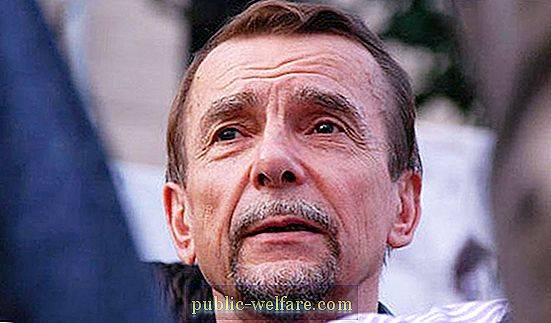Lev Ponomarev: biography, political and social activities