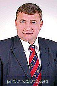 Lebed Alexey Ivanovich - military and politician