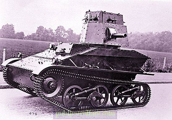 Tanks of Italy: types, overview, specifications