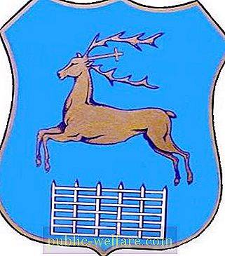 The coat of arms of Grodno is the pride of all Belarusians