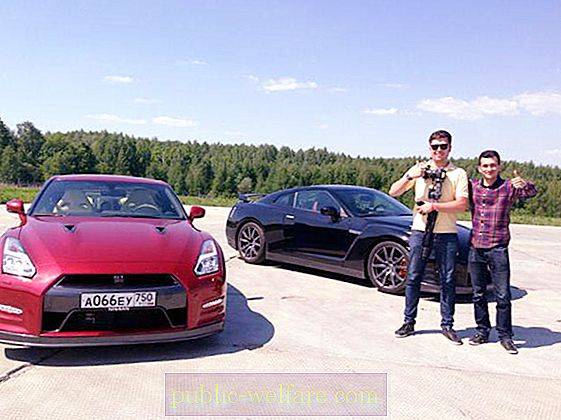 Anton Automan is a national blogger. Interesting facts from the life of a motorist