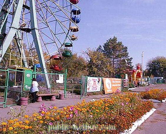Where to go in Omsk for tourists?