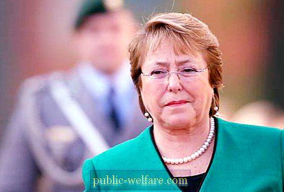 Chilean President Michelle Bachelet: biography, peculiarities of activity and interesting facts