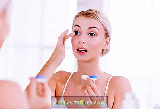 Why contact lenses can not be flushed down the drain?