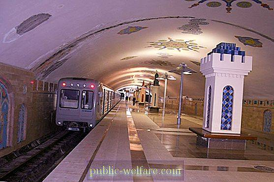 Kazan Metro: features and prospects