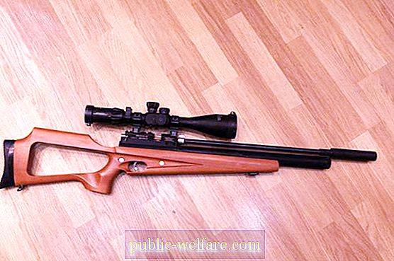 """Air Rifle """"Huntsman"""": technical specifications and reviews"""