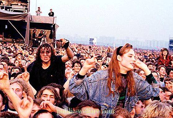 Attendance metallica moscow 1991 Monsters of