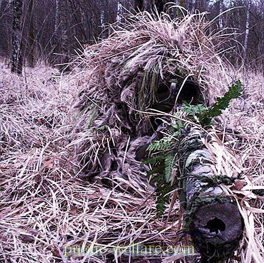 Camouflage: types and colors of camouflage countries of the world, photos, color names
