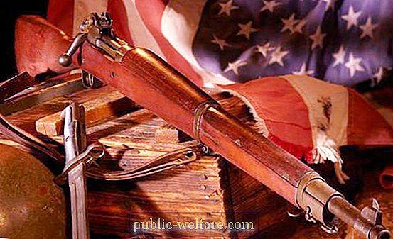 """Rifle """"Springfield"""": description, specifications, models and reviews"""