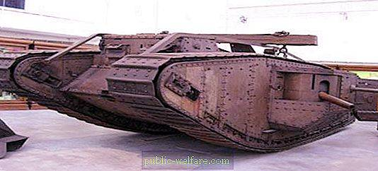 Modern tanks of the world. The most advanced tank in the world