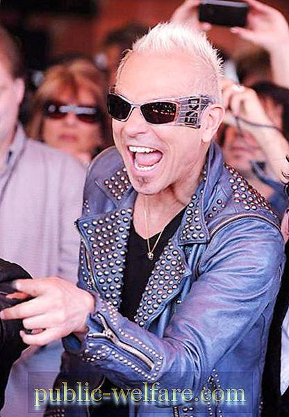 Rudolf Schenker. The life story of a famous rock artist - Celebrities - 2020