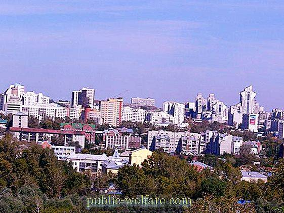 Areas of Barnaul: statistics, features, interesting facts