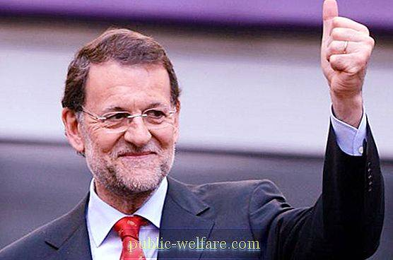 Current president of spain