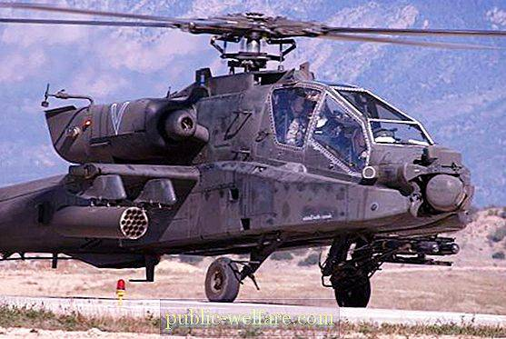 US military helicopters. Names, descriptions and specifications