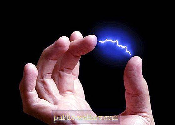 Electric current, sources of electric current: definition and essence