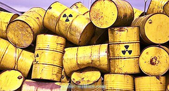 Radiological weapons: the process of infection, the consequences, means of protection
