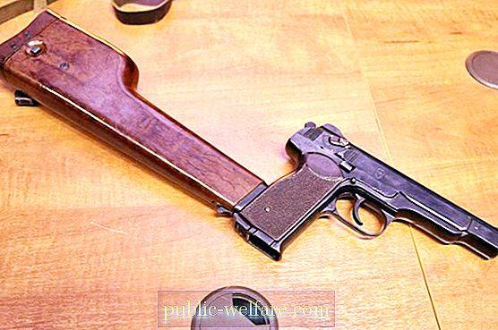 Stechkin pistol: characteristics, types and reviews of weapons