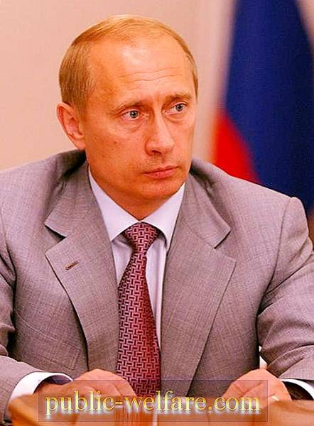 Putin who is on a horoscope? Date of birth of Putin. October 7th - who according to the horoscope?