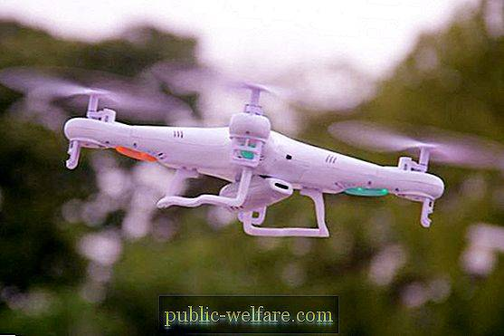 How to control a quadcopter: options of the control panel, recharging and first flight
