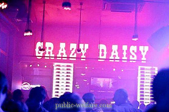 """Nightclub """"Crazy Daisy"""" in Moscow: photos and reviews"""