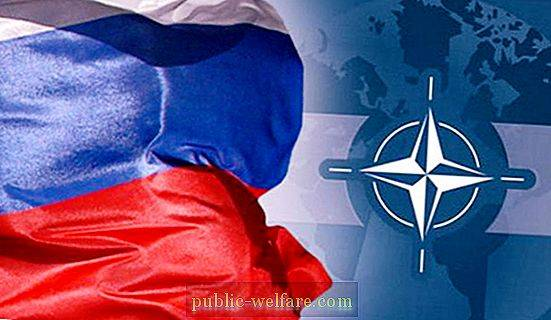 Russia and NATO: problems of interaction