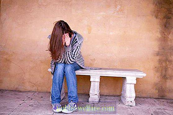 Teen suicide: causes and methods of prevention