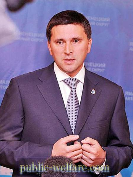 Dmitry Kobylkin: biography, family of the governor of the Yamalo-Nenets Autonomous District